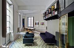 David Kohn Architects: Carrer Avinyó