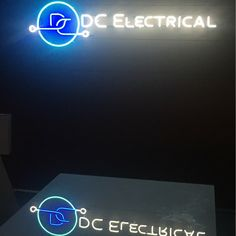 Our New Neon Sign!  The story behind DC Electrical.⠀ ⠀ That my friends is a really good Aussie story.⠀ ⠀ It started with two bloke's who felt they could create a company and provide REALLY great service.⠀ ⠀ There was some beer involved (✔ Aussie element)⠀ It was a really hot day (✔ Aussie element)⠀ There may have been a swimming pool involved (✔ Aussie element)⠀ It was based in Brisbane (✔ Aussie element)⠀ ⠀ The rest is history!⠀ Create A Company, Hot Days, Conditioning, Brisbane, Swimming Pools, Rest, Neon Signs, History, Friends