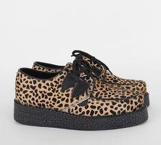 Womens Wulfrun Creeper Shoe