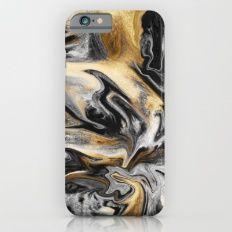 Gold Veins Slim Case iPhone 6