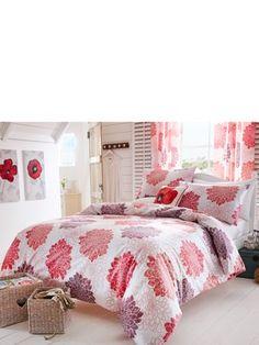 Oriental Blossom Duvet Cover Set (Buy 1, Get 1 FREE!)
