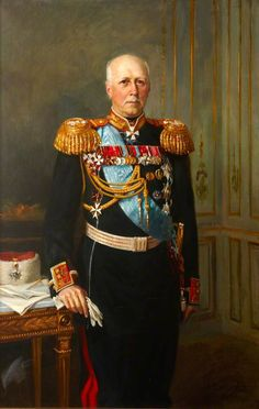 The Athenaeum - Count Paul Andreyevich Shuvalov, Governor General of Warsaw (Albert Edelfelt - )