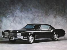 The fabulous 1967 Cadillac Eldorado