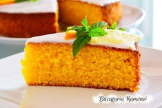 Cornbread, Vanilla Cake, Cheesecake, Deserts, Food And Drink, Cooking Recipes, Sweets, Ethnic Recipes, Mint