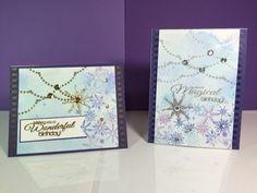 Winter Birthday Cards