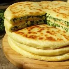 Khachapuri: a few tasty recipes