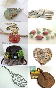 Nature's Palette by Tina C on Etsy--Pinned with TreasuryPin.com