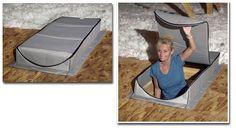 Attic | ...  Attic Stair Cover  Attic Tent-Attic Door Insulation Covers