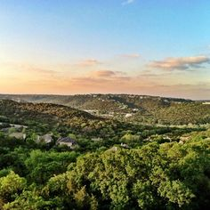 The Texas Hill Country Inspiration for Doc's big black moment horseback ride...