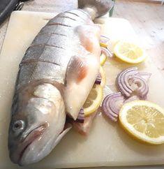 Biscotista pottuvoihin: Savustettu nieriä Biscotti, Fish, Meat, Ichthys