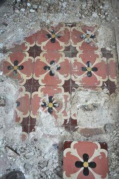 tiles. found