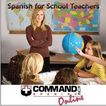 Spanish for School Teachers