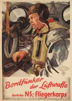 Luftwaffe   Recruiting Poster