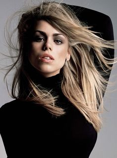 "Billie Piper known as Rose Tyler on ""Doctor Who"""