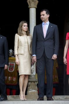 From Her Engagement to 2016, This Is Queen Letizia of Spain's Style Evolution