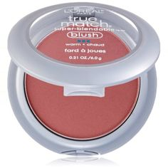 The Ten Best Plum Colored Blushes// #9 L'Oreal Paris True Match Blush in Spiced Plum