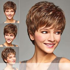 Henry Margu - AMBER - Synthetic Full Wig