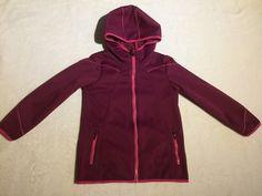 softshellová bunda - pěkná softshellová bunda - velikost 122 - 128