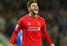 Liverpool ace Lallana fires warning shot to Arsenal ahead of mouth-watering league clash. Liverpool Football Club, Liverpool Fc, Football Updates, Liga Premier, Sports Website, You'll Never Walk Alone, Soccer Kits, Latest Sports News, Swansea