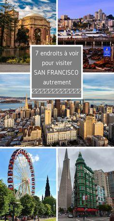 7 endroits moins touristiques à San Francisco