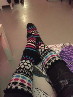 #socks #Novita #marimekkosukat #knitting