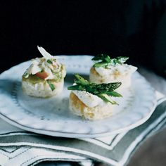Gerard Craft likes using extremely fresh ricotta cheese for his toasts; his favorite kind is from Di Palo Selects in Manhattan. He tops the cheese wit...