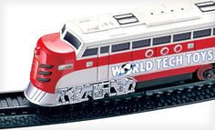 Groupon - $19 for a Luxury Train Set ($55 List Price). Free Shipping and Free Returns. in Online Deal. Groupon deal price: $19.00