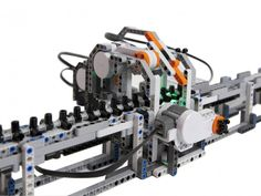 How to Build Your Own LEGO Turing Machine