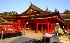 El santuari de Itsukushima / Itsukushima shrine