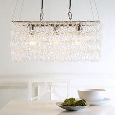 Different chandelier