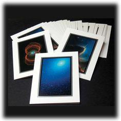 Amazon.com: Hubble Telescope, Blank Note Cards, Set SAMP: Health  Personal Care