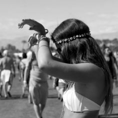 music festival coachella ❤ liked on Polyvore featuring pictures and girls