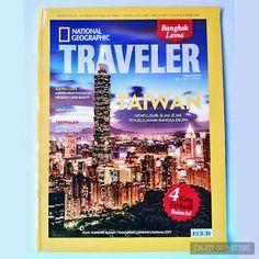 ENJOY OUR STORE   Majalah National Geographic Traveler Februari 2015 Vol. 7, No. 2   Kondisi: - Bekas - Tidak ada cacat/sobek pada halaman - layak baca - Berbahasa Indonesia - Soft Cover   Harga: Rp25.000