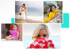 A premier industry leader for Destination Wedding Photography and Family Vacation Photography in Cancun, Cabo, Puerto Vallarta, Costa Rica and Punta Cana.