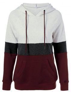 GET $50 NOW | Join RoseGal: Get YOUR $50 NOW!http://www.rosegal.com/sweatshirts-hoodies/hooded-kangaroo-pocket-hoodie-731748.html?seid=6995750rg731748