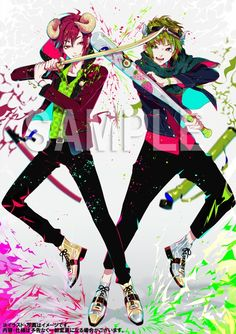 vocaloid king_records amatsuki akiakane melost hashiyan