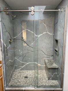 Colored concrete, custom designs available, free shipping in the continental U.S. Installs quickly, ready in 24 hours, no grout to clean, completly sealed, no maintenance! Best shower ever. Concrete Shower, Poured Concrete, Shower Panels, Grout, Dream Homes, Baths, Shower Ideas, Random Stuff, Bathrooms