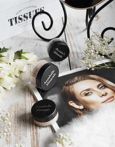 Blog kosmetyczny: blog urodowy - recenzje, porady, testy kosmetyczne, manicure hybrydowy Semilac.: Annabelle Minerals: ulubione i sprawdzone