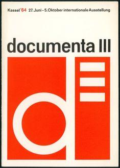 garadinervi:  Documenta III  Sektion Licht und Bewegung Museum...