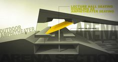 THESIS WORK - architectural rendering and illustration blog