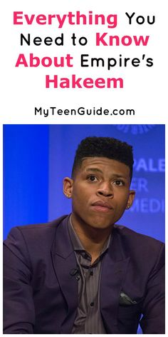This is everything you absolutely need to know about Empire TV Show's Hakeem! Check it out now!