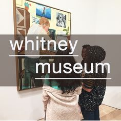art & eden's local impact program involves providing creative engagement with the kids of the Camden Street School. So, we took a field trip to the Whitney Museum.   buy better. do better.