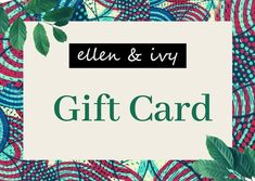 Send GOOD VIBES💃🏿 with our gift cards. S A L E now on! 🛍Shop: www.ellenivy.co.za  #stylediaries  #fashionstyle #ankarafashion Sending Good Vibes, Ankara Styles, Gift Cards, Ivy, Gifts, Dresses, Gift Vouchers, Vestidos, Presents
