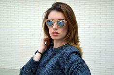 Leyre Barriocanal - Feler wood sunglasses