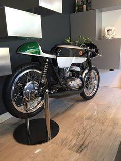 "motodude511: "" tarsilveira: ""  Bultaco Metralla 250cc "" Someone sure has money… """