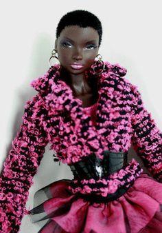 Natural Barbie