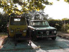 Alfa Romeo Giulia - Innocenti Lambro 600 | Flickr - Photo Sharing!