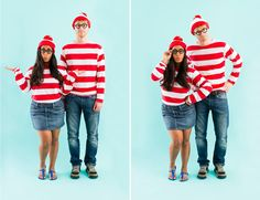23 Couples Costumes for You and Your Boo (or BFF) via Brit + Co
