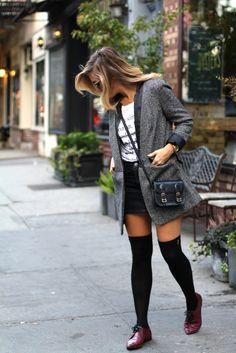 Street Style, What I wore, Boyfriend, GFLN, Menswear, Style Blogger, Fashion, NYC, West Village, Street, FBlogger
