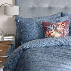 Buy Jigsaw Foxes Duvet Cover, Teal online at JohnLewis.com - John Lewis
